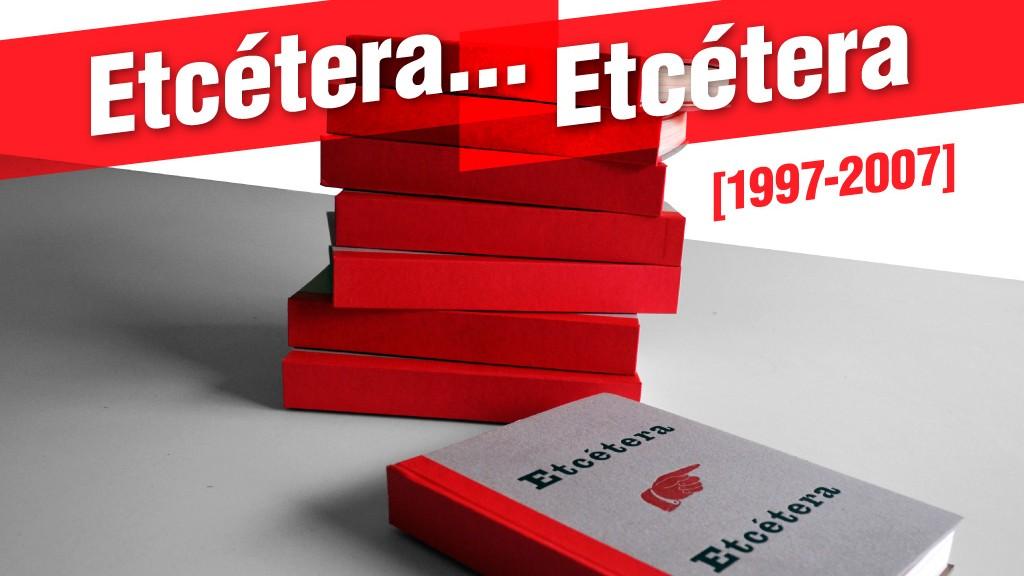 Presentación libro Etcétera… Etcétera…