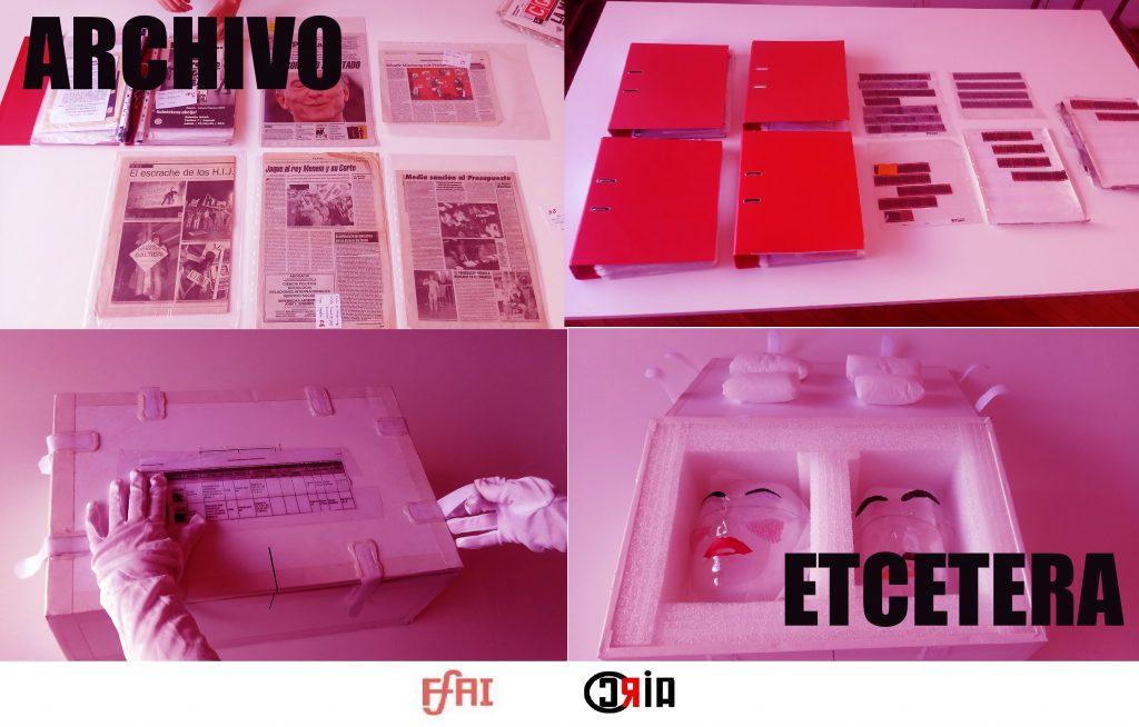 Archivo Etcétera